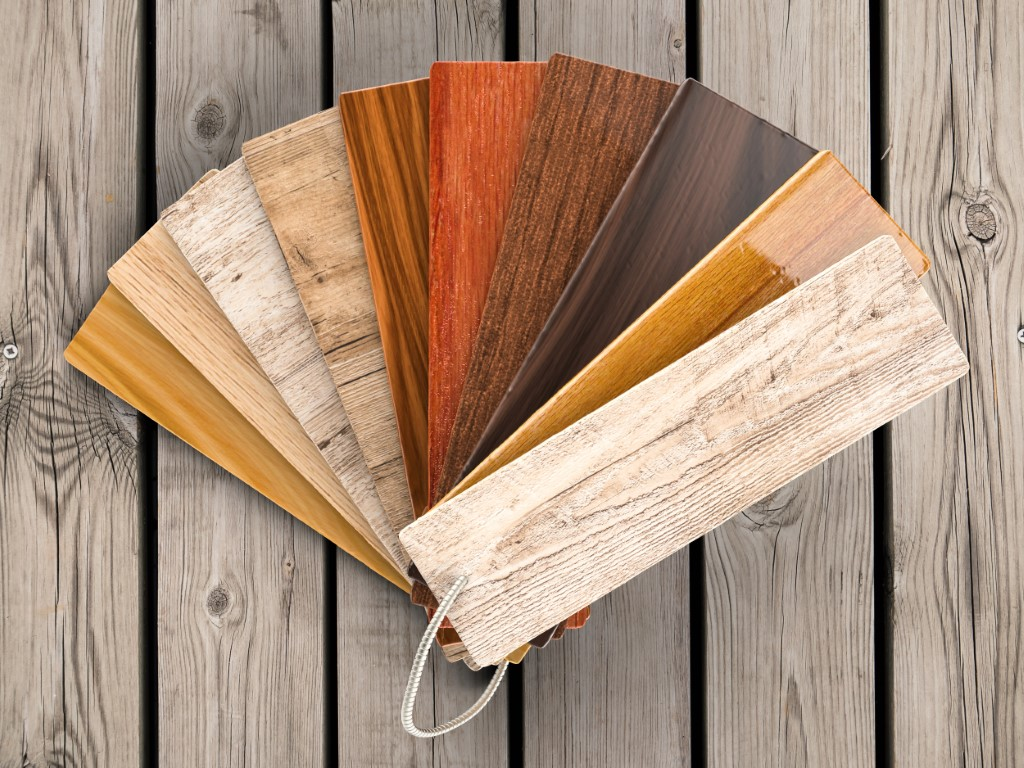 staining your wood floor colors Medium